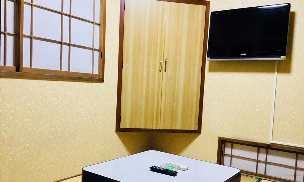 ホテルわかば和室3