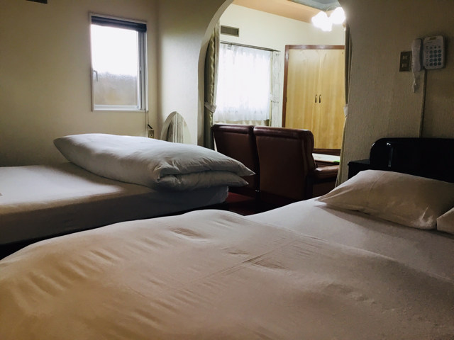ホテルわかば客室3
